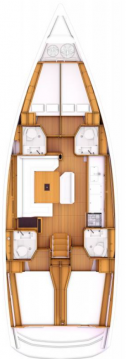 Rental Sailboat in Marina Cay - Jeanneau Sun Odyssey 469