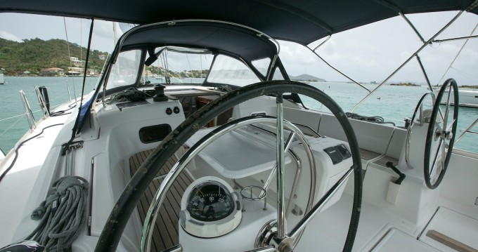 Sailboat for rent Marina Cay at the best price