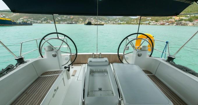 Boat rental Jeanneau Sun Odyssey 469 in Marina Cay on Samboat