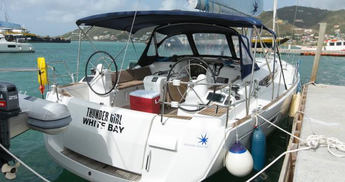 Rental Sailboat in Marina Cay - Jeanneau Sun Odyssey 509