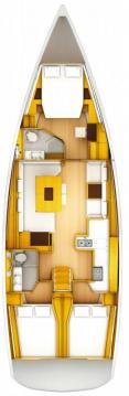 Rental yacht Marina Cay - Jeanneau Sun Odyssey 509 on SamBoat
