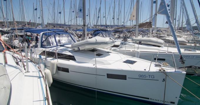 Boat rental Seget Donji cheap Oceanis 41.1