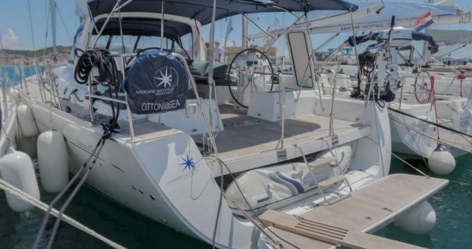 Boat rental Seget Donji cheap Oceanis 60 - 4 + 1 cab.