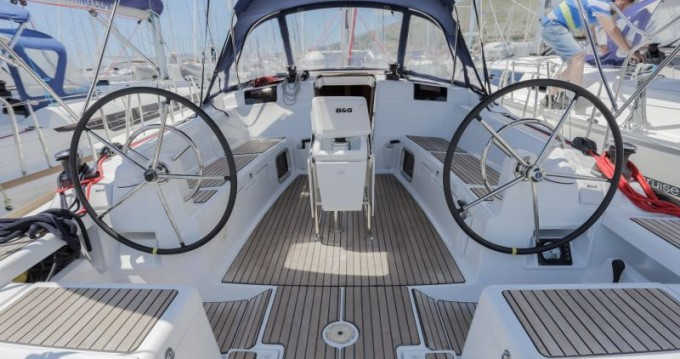 Jeanneau Sun Odyssey 449 between personal and professional Seget Donji