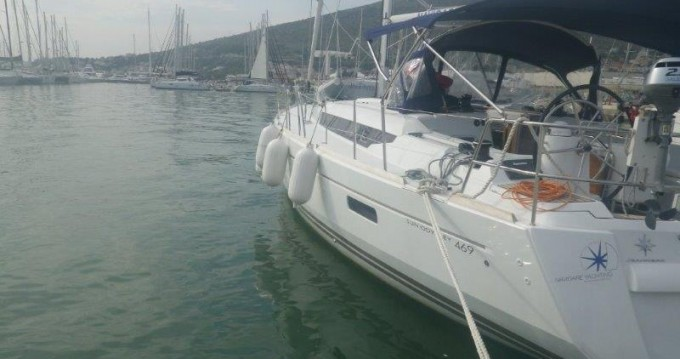 Sailboat for rent Seget Donji at the best price