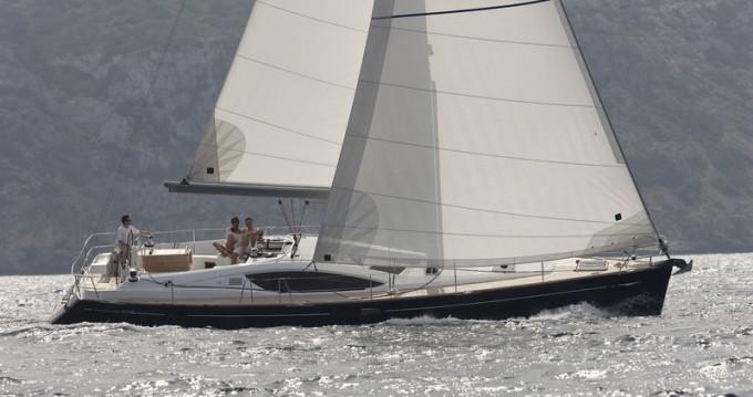 Boat rental Jeanneau Sun Odyssey 50 DS in Göcek on Samboat