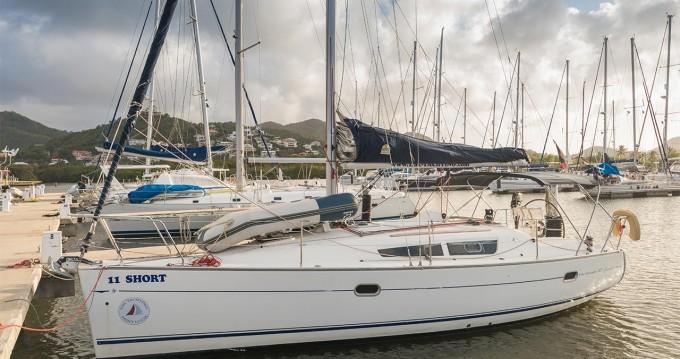 Rental Sailboat in Rodney Bay - Jeanneau Sun Odyssey 32i