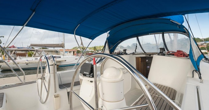 Boat rental Jeanneau Sun Odyssey 39i in Saint Lucia Island on Samboat