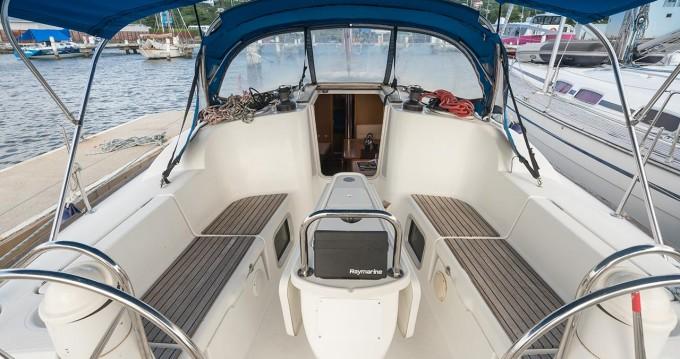 Boat rental Saint Lucia Island cheap Sun Odyssey 39i