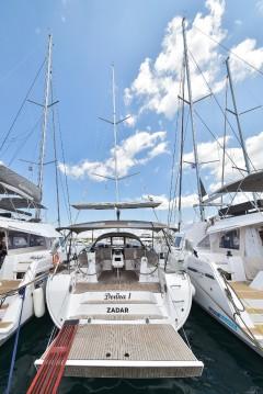 Rental yacht Biograd na Moru - Bavaria Cruiser 51 on SamBoat