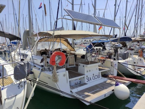 Rental yacht Split - Dufour Dufour 500 GL on SamBoat