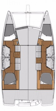 Boat rental Biograd na Moru cheap Lucia 40