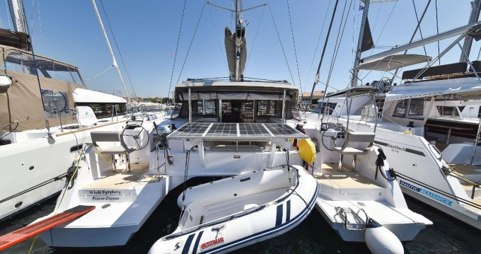 Hire Catamaran with or without skipper Bavaria Vodice
