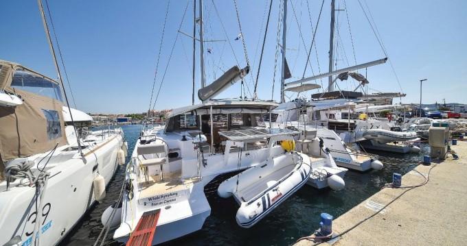Rental yacht Vodice - Bavaria Nautitech 40 open NEW - 4 + 2 cab. on SamBoat