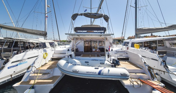 Hire Catamaran with or without skipper Nautitech Biograd na Moru