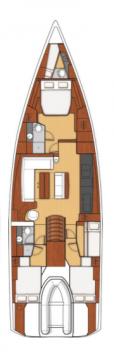 Rent a Bénéteau Oceanis Yacht 62 Seget Donji