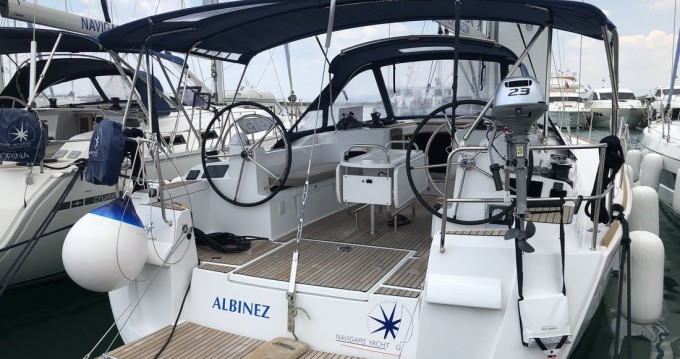 Boat rental Athens cheap Sun Odyssey 479