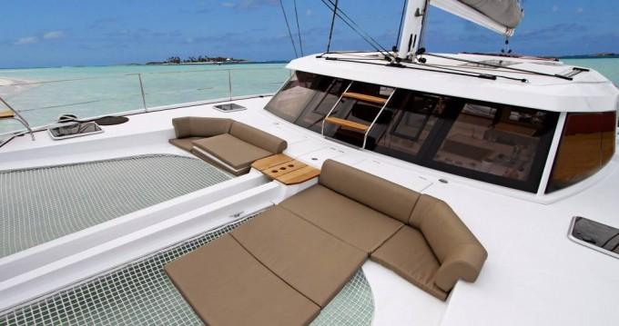 Rental Catamaran in Lávrio - Nautitech Nautitech 46 Open