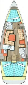 Rental Sailboat in Lávrio - Elan Impression 384