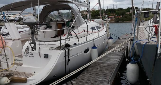 Rental yacht Lávrio - Elan Impression 384 on SamBoat