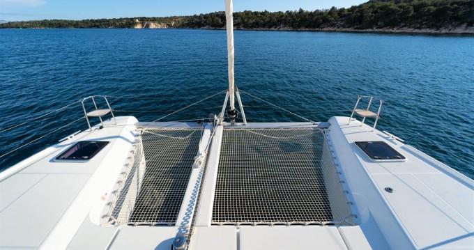 Rental Catamaran in Šibenik - Lagoon Lagoon 42
