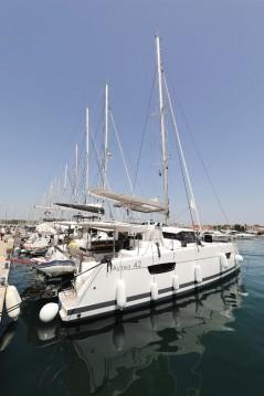 Rental yacht Biograd na Moru - Fountaine Pajot Astrea 42 on SamBoat