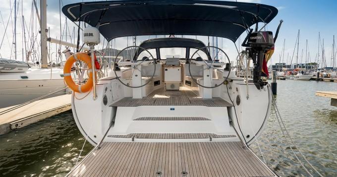 Rental yacht Saint Lucia Island - Bavaria Cruiser 50 on SamBoat