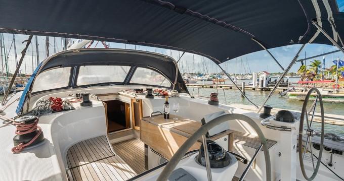 Rent a Bavaria Cruiser 50 Saint Lucia Island