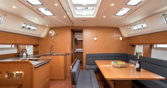Bavaria Cruiser 50 between personal and professional Saint Lucia Island