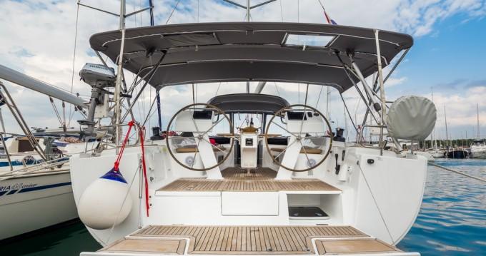 Rental yacht Biograd na Moru - Hanse Hanse 505 on SamBoat