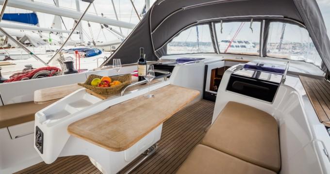 Rental Sailboat in Biograd na Moru - Hanse Hanse 505