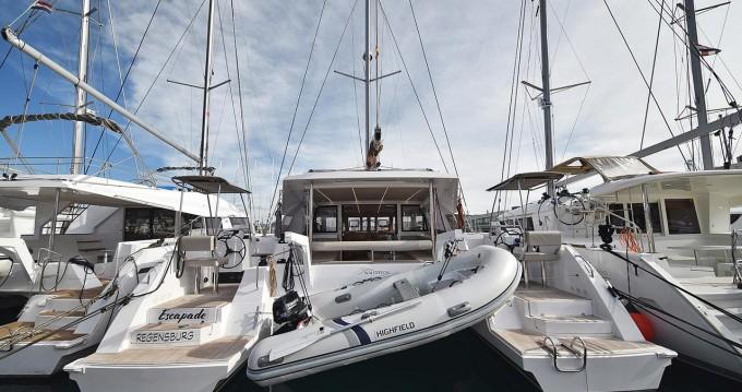 Boat rental Split cheap Nautitech 46 Open - 3 cab.