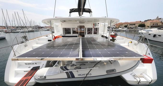 Rental yacht Biograd na Moru - Lagoon Lagoon 450 F on SamBoat