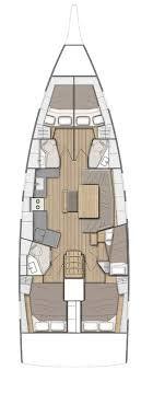 Rental yacht Palma de Mallorca - Bénéteau Oceanis 46.1 on SamBoat