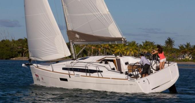 Boat rental Jeanneau Sun Odyssey 349 in Seget Donji on Samboat