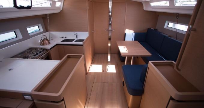 Rental yacht Seget Donji - Jeanneau Sun Odyssey 440 on SamBoat
