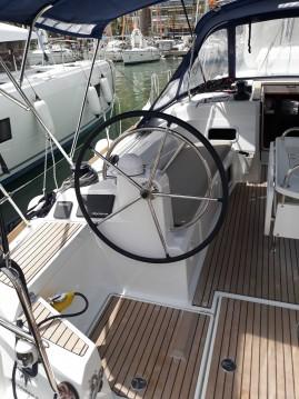 Jeanneau Sun Odyssey 479 between personal and professional Palma de Mallorca