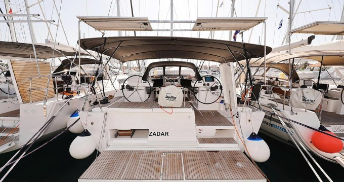 Hire Sailboat with or without skipper Dufour Biograd na Moru