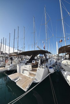 Boat rental Trogir cheap Dufour 390 GL