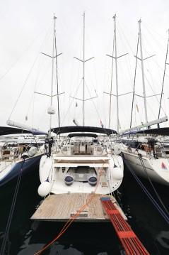 Boat rental Biograd na Moru cheap Cruiser 55