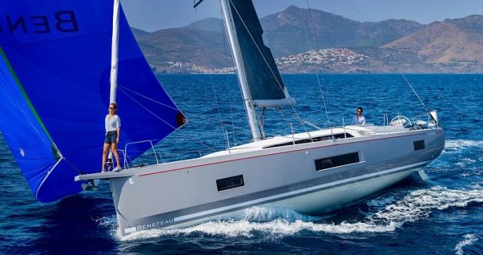 Rent a Bénéteau Oceanis 46.1 Palma de Mallorca