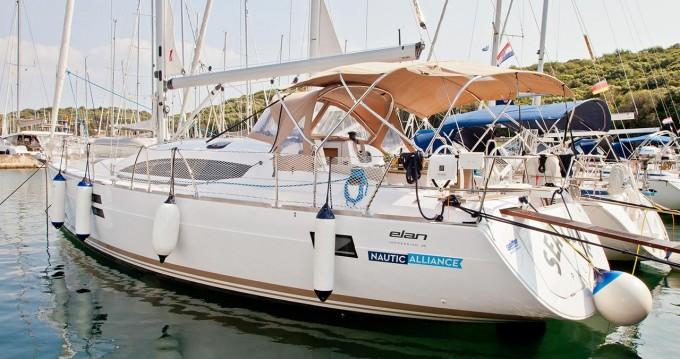Boat rental Elan Impression 45 in Pula on Samboat