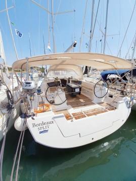 Rental yacht Pula - Bénéteau Oceanis 48 on SamBoat