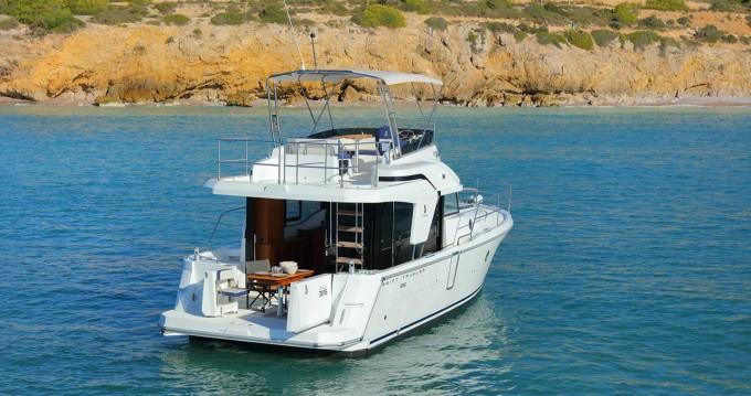 Bénéteau Swift Trawler 35 between personal and professional Biograd na Moru