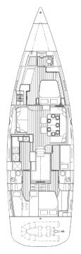 Rental yacht Rijeka - Jeanneau Jeanneau 64 - 3 + 1 cab. on SamBoat