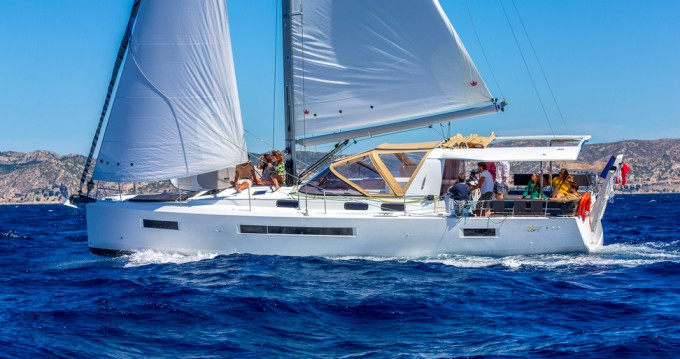 Jeanneau Sun Loft 47 - 6 + 1 cab. between personal and professional Marina Cay