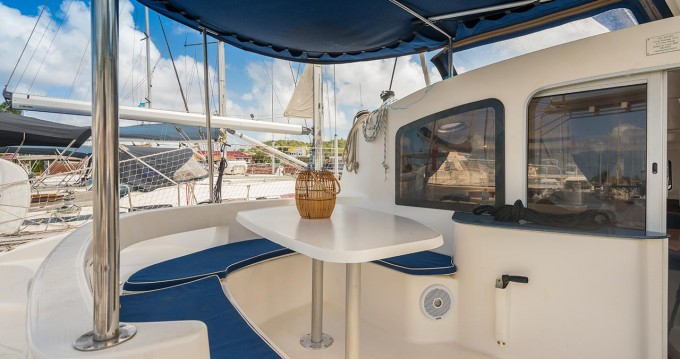 Hire Catamaran with or without skipper Fountaine Pajot Saint Lucia Island
