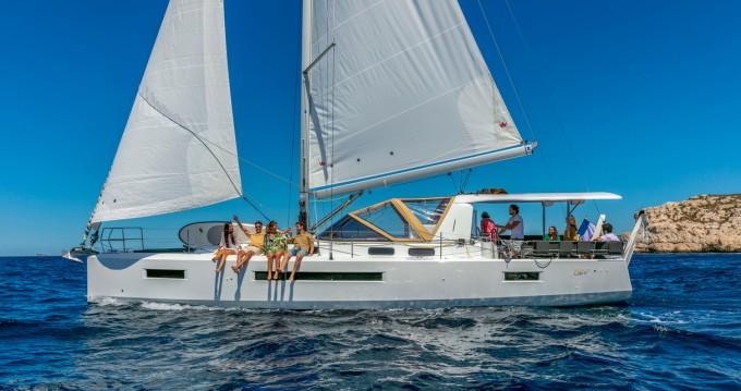 Rental yacht Seget Donji - Jeanneau Sun Loft 47 - 6 + 1 cab. on SamBoat