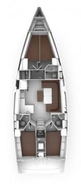 Boat rental Bavaria Cruiser 46 Style in Biograd na Moru on Samboat