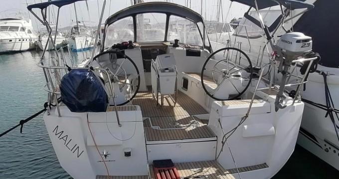 Rent a Jeanneau Sun Odyssey 439 Vodice